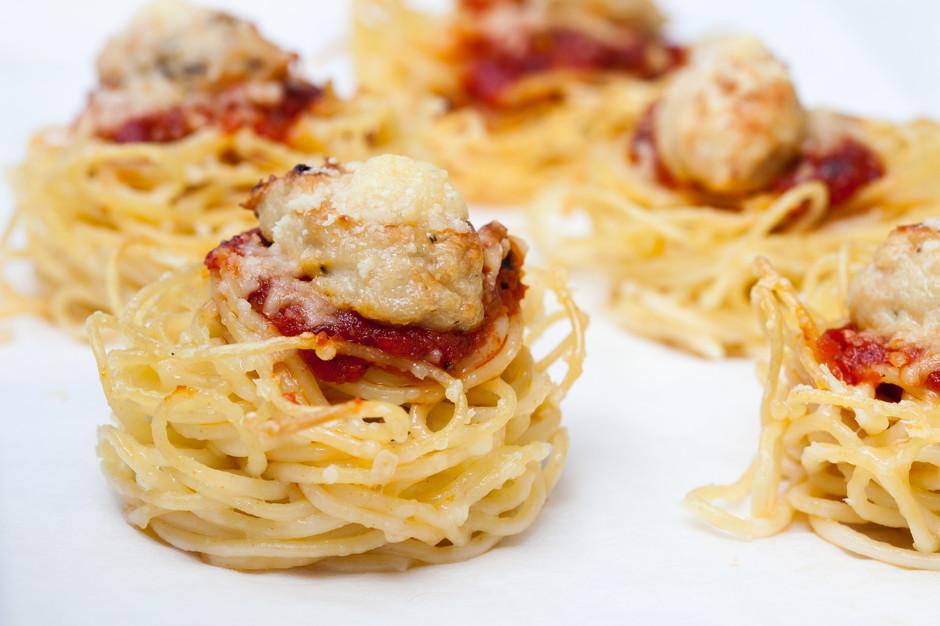 Как необычно приготовить обычные спагетти