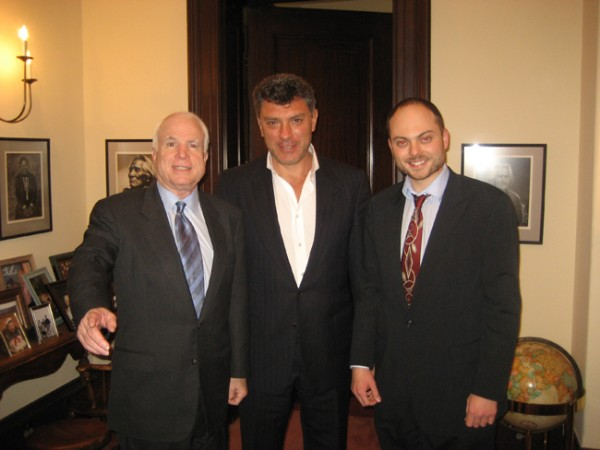 При Немцове такого не было!