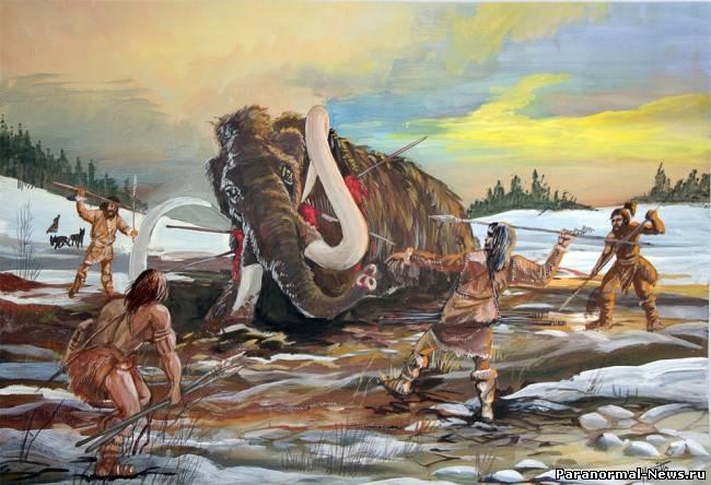 Ледниковый период в прошлом спровоцировали люди?