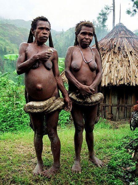 Папуасы и секс
