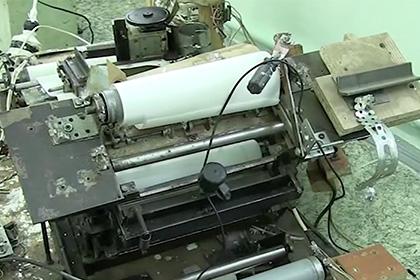 В Чебоксарах бомж печатал деньги на самодельном станке