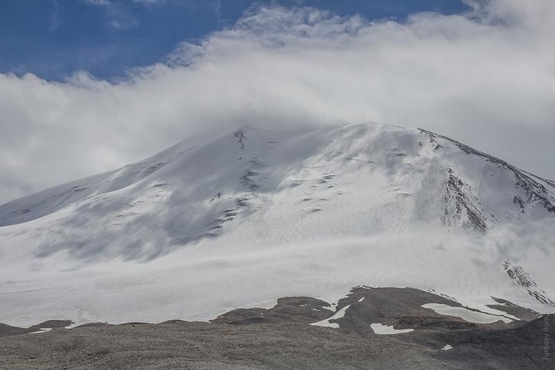 Вершина Русский шатер алтай, путешествия, россия, укок, фото
