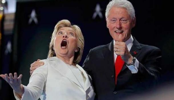 «Клинтоны продали наш уран, и теперь он в руках разозлившихся русских!», — Трамп