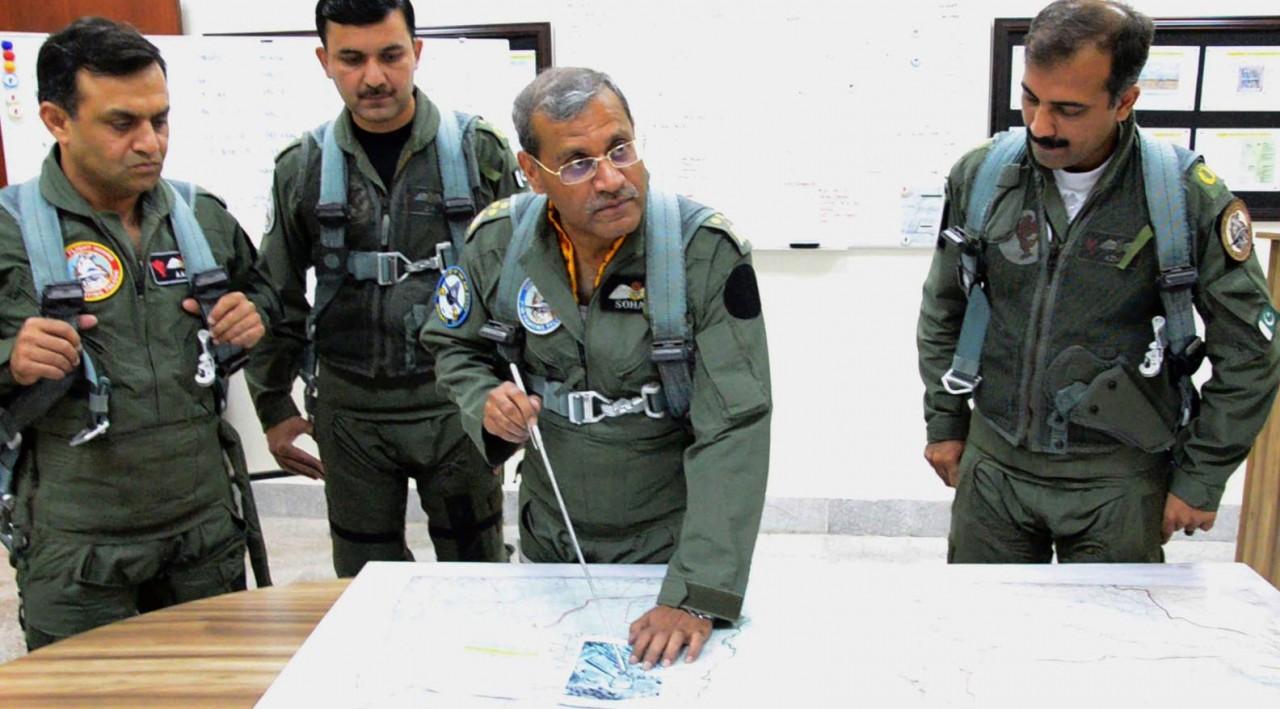 ВВС Пакистана: мы намерены сбивать беспилотники США