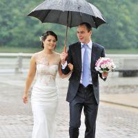 если на свадьбу идет дождь примета