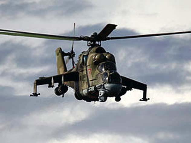 Вертолет Ми-24 «Крокодил» – гремучая смесь штурмовика и боевой машины пехоты