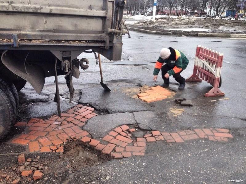 Российское Ноу-хау для российских дорог