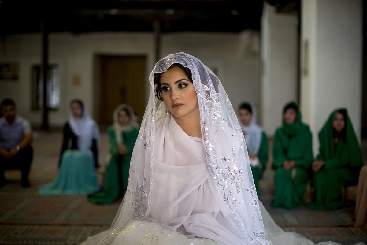 Как проходят свадьбы у крымских татар