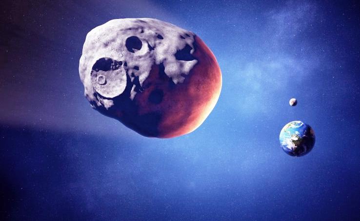 Паника в НАСА! К Земле несет…