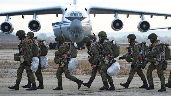Российский спецназ получил в…