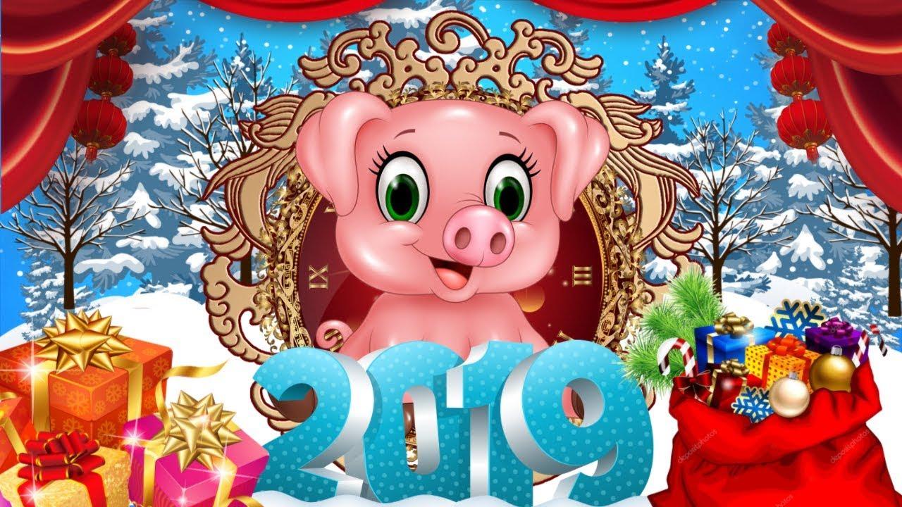 Пускай удачу год подарит! Астраханцев поздравляют с наступающим Новым Годом.
