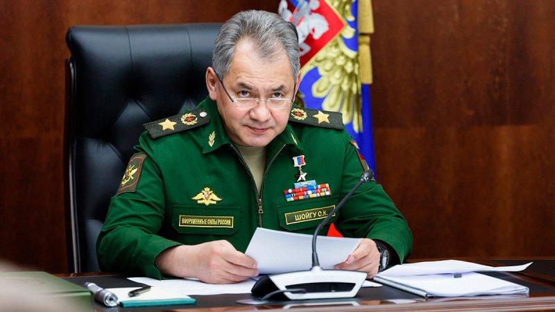 Шойгу сообщил о возвращении в армию 17 тысяч ранее уволенных офицеров