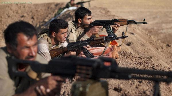 В Сирии началось восстание против союзников США.