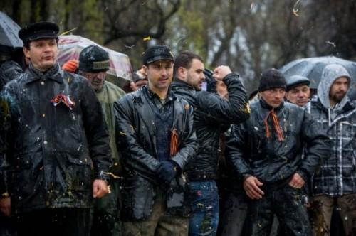 """Снимок """"300 запорожцев"""", не покорившихся укро - фашистам, стал одним из лучших в Мире"""