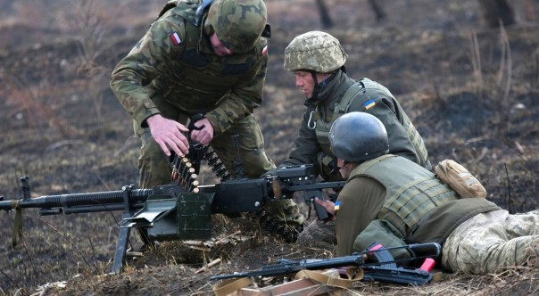 Украинские военные раскритиковали своих инструкторов НАТО за непрофессионализм