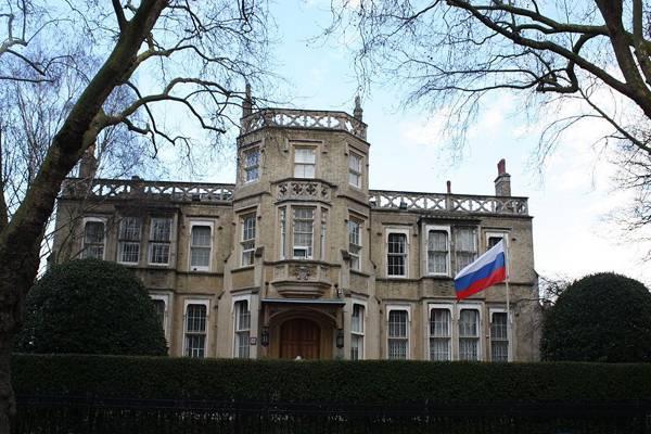 Российское и израильское посольства в Британии охраняют военнослужащие британской армии