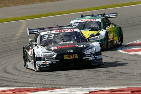 DTM: гонки вернулись