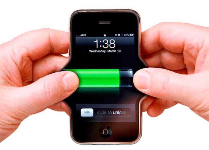 Как продлить срок службы батареи смартфона.