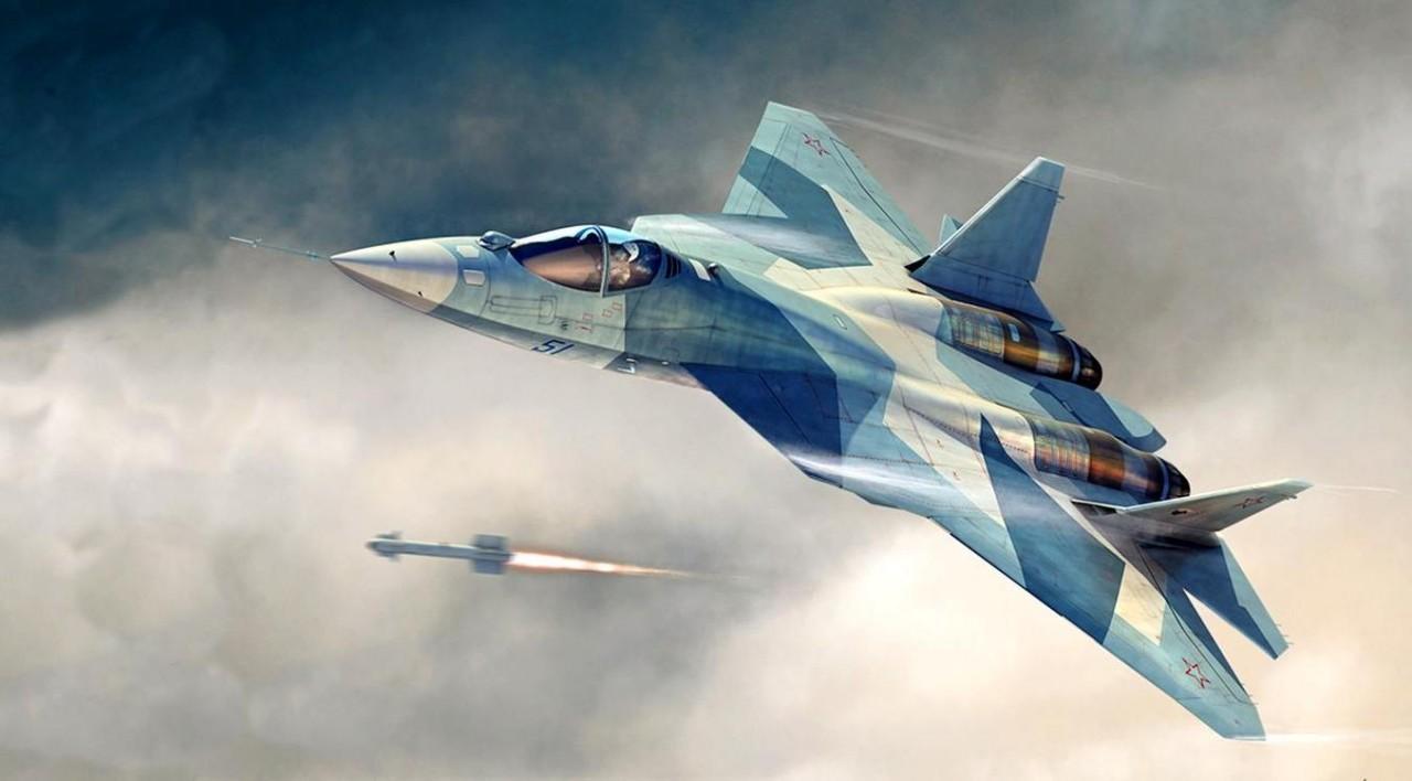СМИ: Российский истребитель Т-50 станет «убийцей кораблей»
