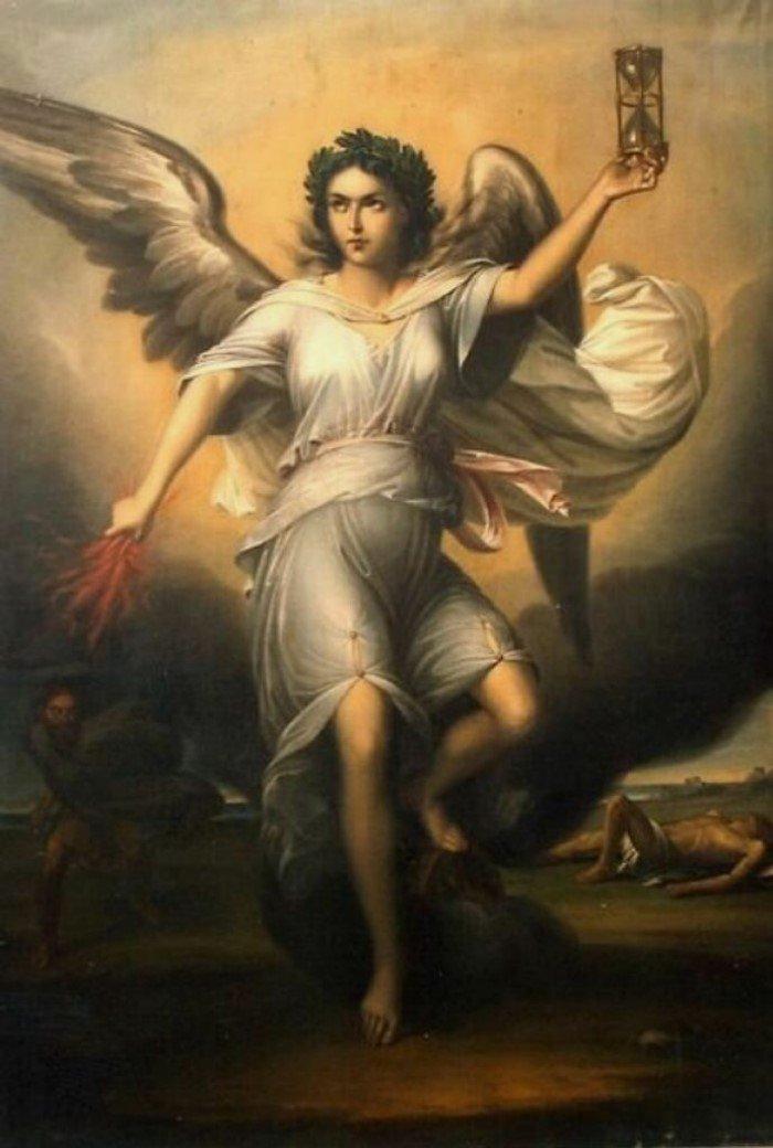 Немезида: великая мстительница Древней Греции