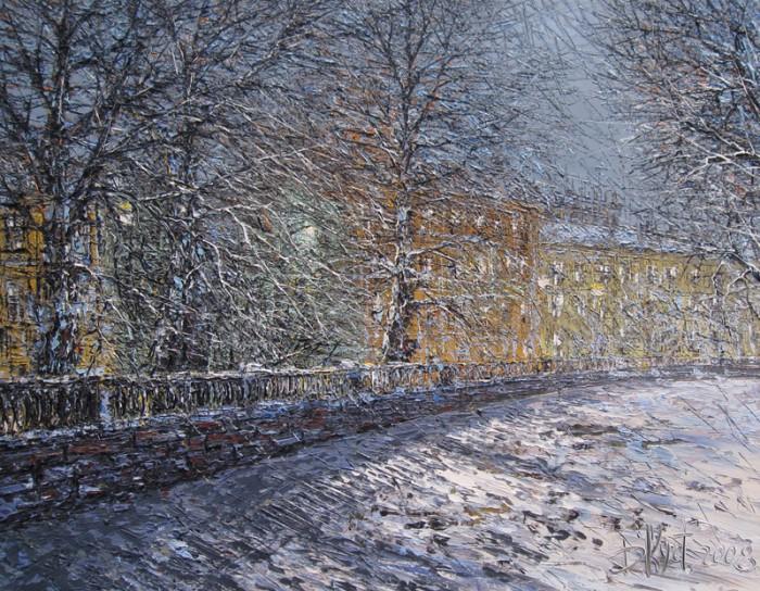 художник Дмитрий Кустанович - 5-1