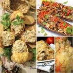 Блюда из грибов (подборка)