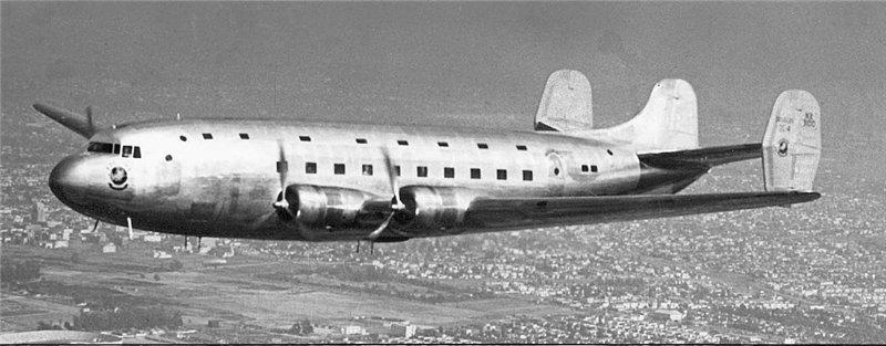Опередивший время. DC-4E