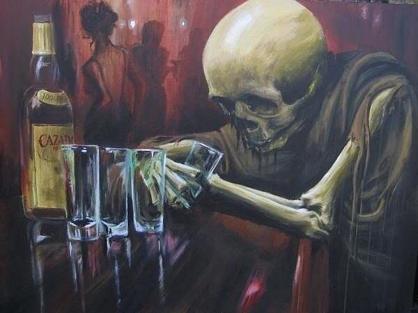Почему алкоголь вызывает опьянение?