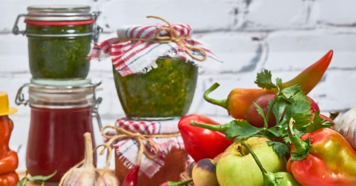 Аджика: небанальные рецепты