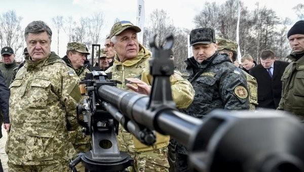 На Украине снова заговорили о введении военного положения