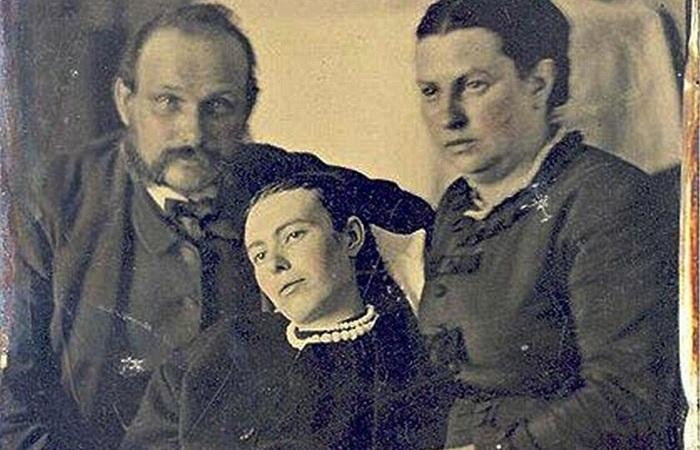 15 жутких посмертных фотографий людей из викторианской эпохи