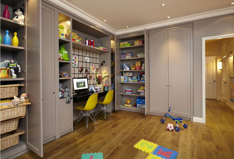 Комплекс для детской комнаты