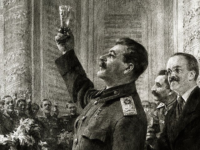 Элита ненавидит Сталина за то, что он заставлял ее служить народу