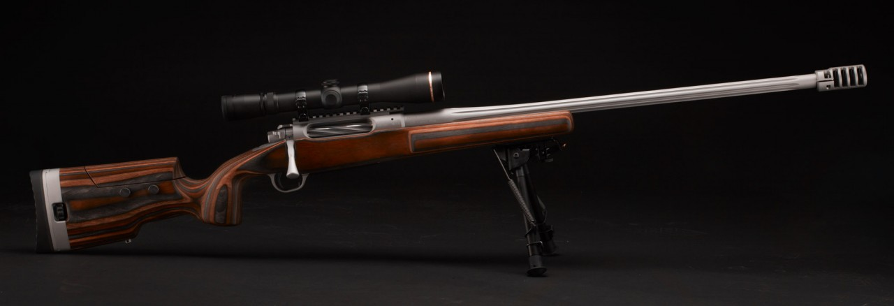Как в Германии пытались опорочить нашу винтовку...