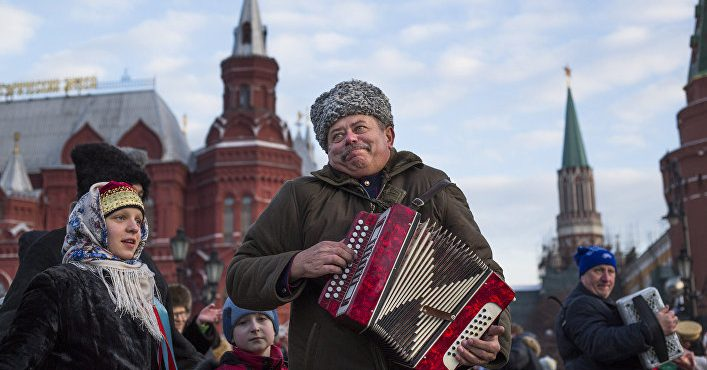 Иносми: Невероятный взгляд на Россию из Москвы