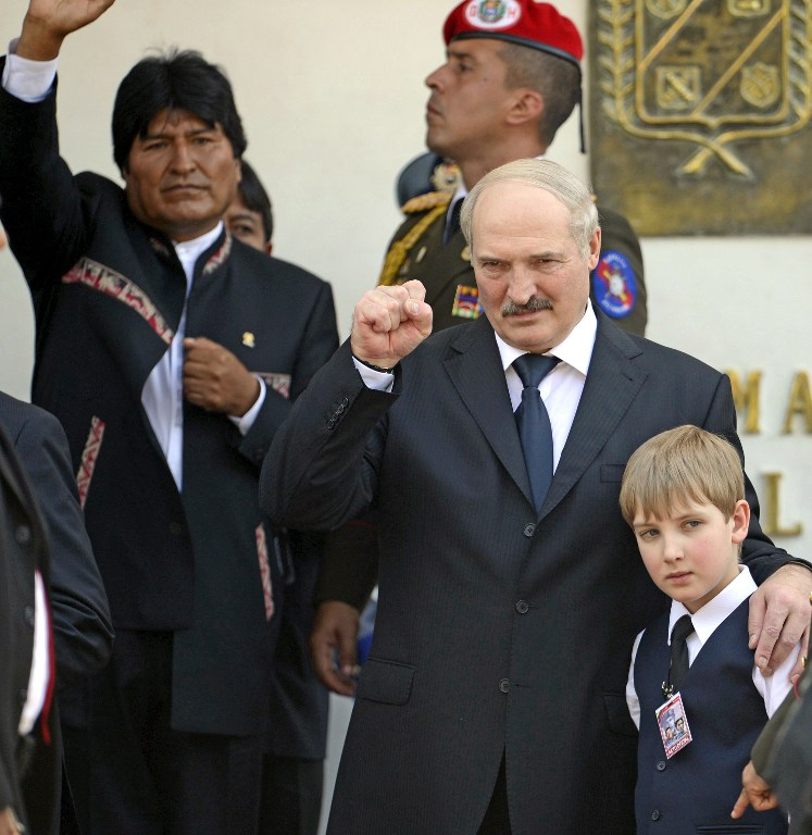 Маленький король Джоффри Бульбатеон. Возможно, он-то и возглавит когда-нибудь Белоруссию