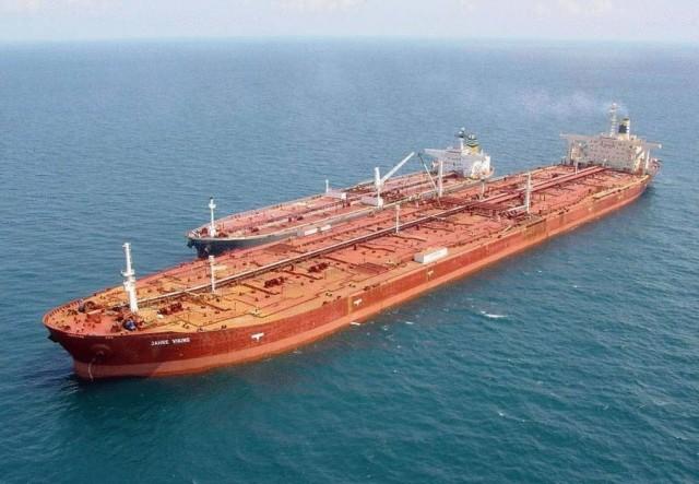 Венесуэльские танкеры массов…