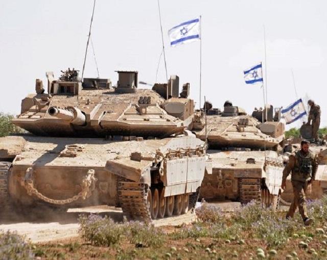 Израиль готовится вступить в войну в Сирии на стороне боевиков