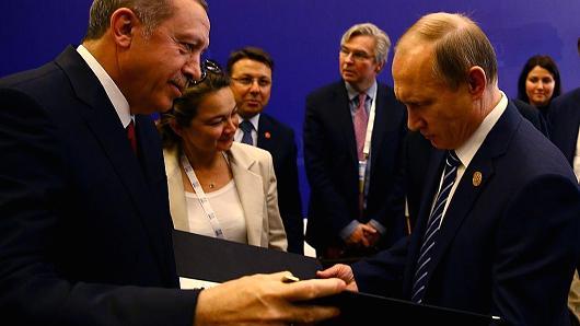 CNBC: Сближение Турции сРоссией— тревожный сигнал для НАТО