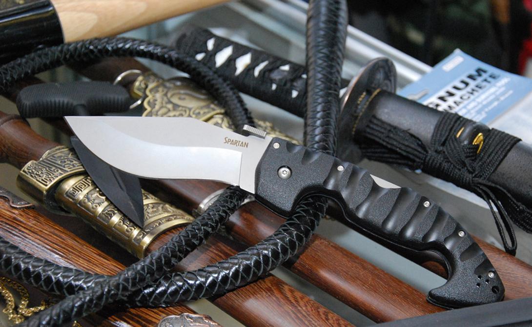 5 лучших ножей для самообороны