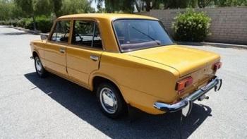 В Германии выставили на продажу «Копейку» 1976 года выпуска