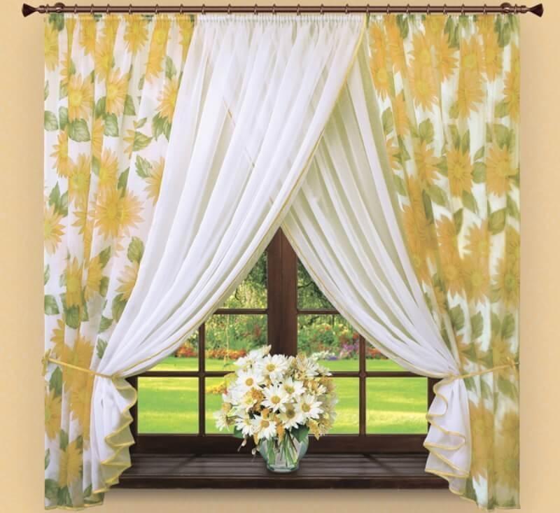пошить шторы самостоятельно