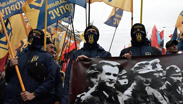 Европа: фашизм нормален, если он украинский