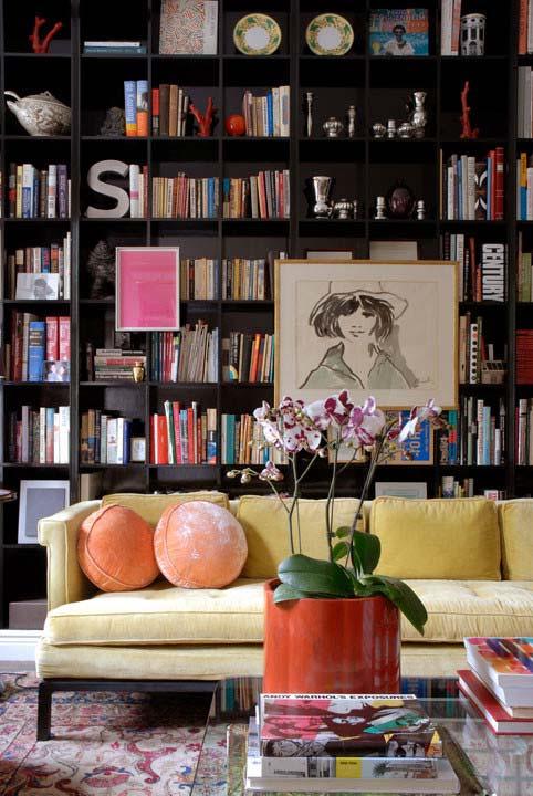 домашние библиотеки фото
