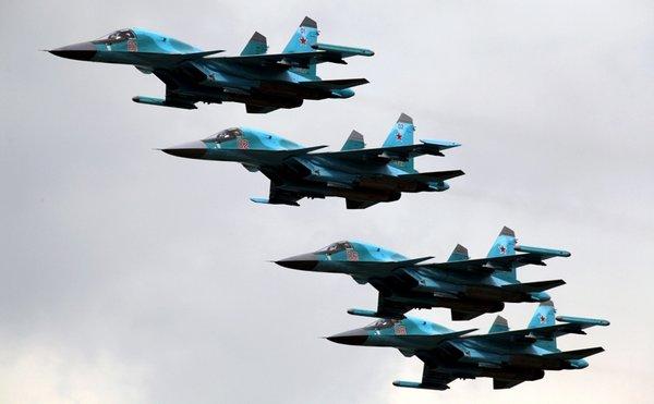 ВВС России показали США, как…