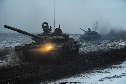 В России разработали новый комплекс активной защиты для танков Т-72 и Т-90