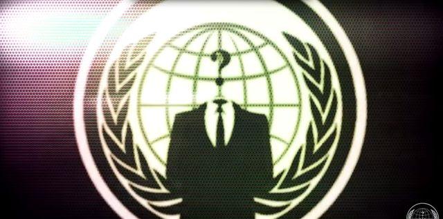 """""""Анонимусы"""" нагадили англичанке"""
