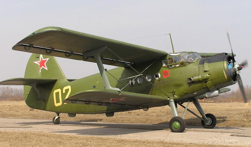 Ан-2: самолет, который умеет летать хвостом вперед