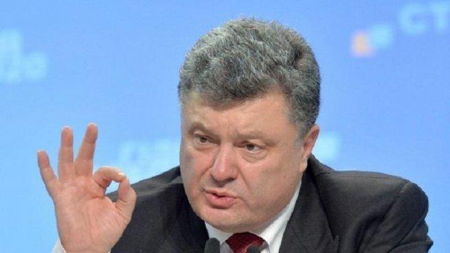 Порошенко унизительно клянчит деньги за Крым