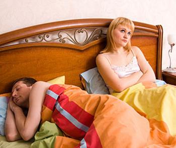 Почему мужчины отказываются от исполнения супружеского долга, объяснили ученые